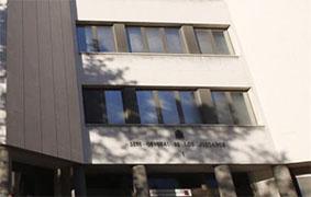 visita a la nueva sede de lo penal en la calle Albarracín