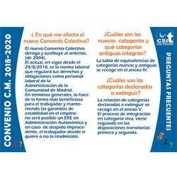Preguntas y Respuestas del Convenio y Acuerdo CM