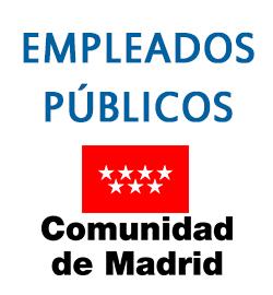 Asuntos relativos a personal laboral y funcionario de Comunidad de Madrid