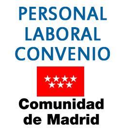 Personal laboral Convenio