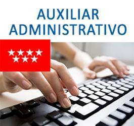 Auxiliar Administrativo de la Comunidad de Madrid