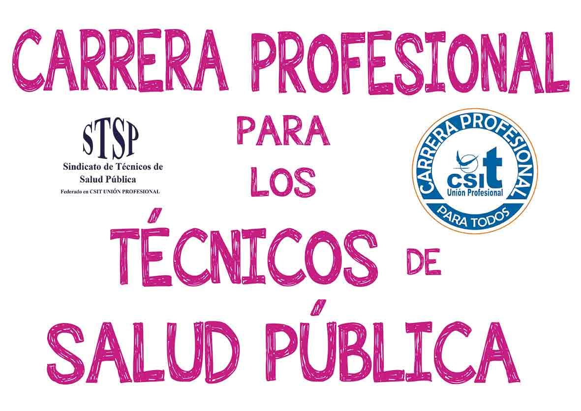 Carrera Profesional para Salud Pública