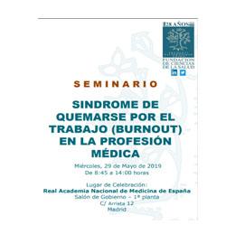 DESGATE PROFESIONAL MÉDICOS: JORNADAS