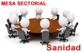 Constituída la Mesa Sectorial de Sanidad