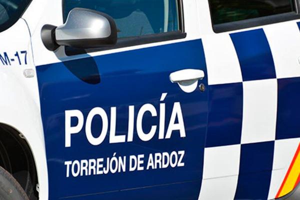 Comisión de servicio para refuerzo en las fiestas de Torrejón de Ardoz