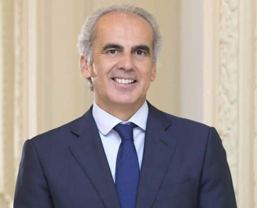 Enrique Ruiz Escudero repite como Consejero de Sanidad en el gobierno de Díaz Ayuso.