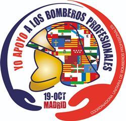 CSIT UNIÓN PROFESIONAL apoya la manifestación de Bomberos del 19 de octubre #PorunaleyMarco
