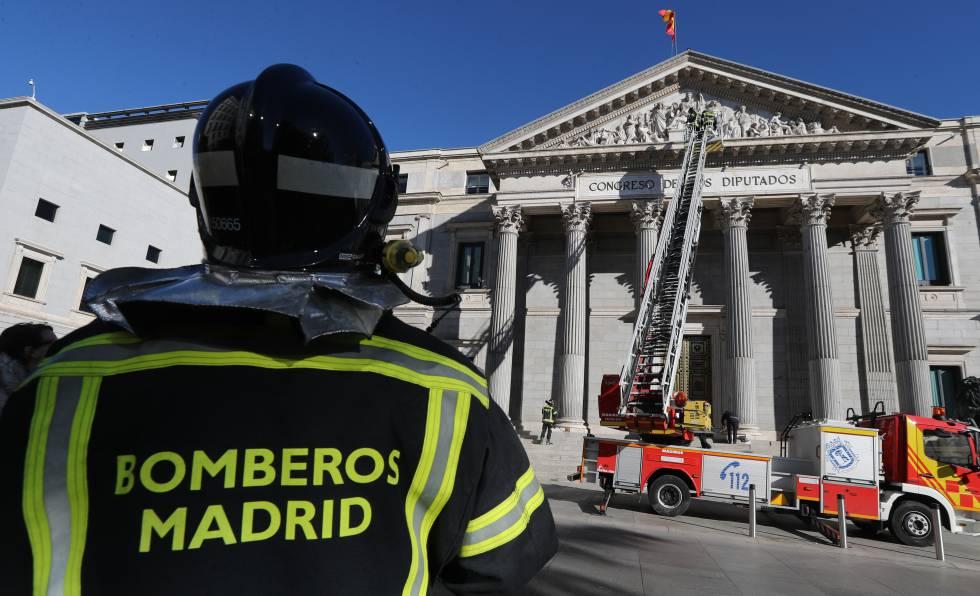 BOMBEROS AYUNTAMIENTO DE MADRID