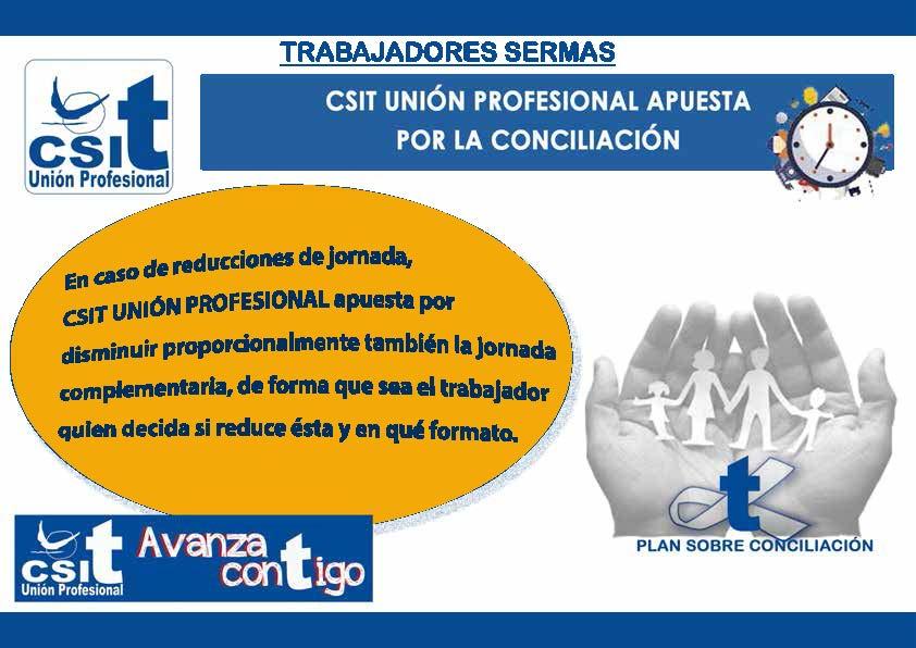 CARTEL 4 CONCILIACIÓN LABORAL TRABAJADORES SERMAS