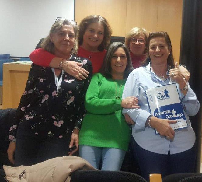 ELECCIONES SANIDAD: CSIT UNIÓN PROFESIONAL obtiene cinco representantes en el Comité de Empresa del Hospital de El Escorial