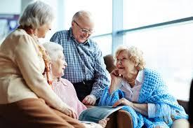 residencias personas mayores de CM