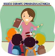 licencia por riesgo durante el embarazo/lactancia