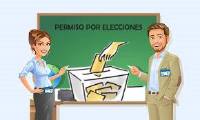 Permiso por elecciones políticas