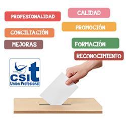 25 marzo, elecciones sindicales