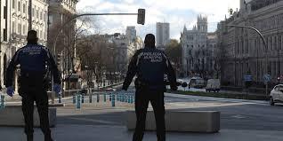 Ante el COVID-19, medidas y decisiones responsables para Policía Municipal de Madrid