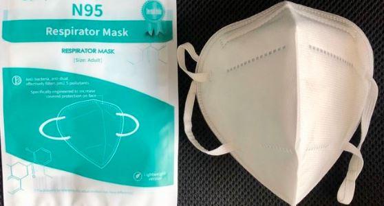El SERMAS hará control y seguimiento de profesionales que usaron las mascarillas Garry Galaxy (envoltorio color verde) retiradas por defectuosas