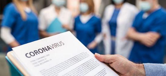 El contagio por COVID-19 en personal que presta atención en los centros sanitarios o sociosanitarios se considerará como accidente laboral a todos los efectos