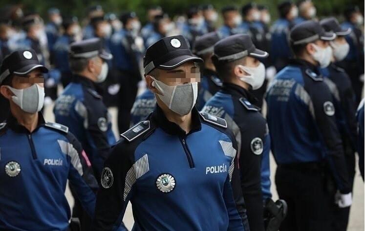 ¿Están homologadas las mascarillaa de grafeno repartidas en Policía Municipal?