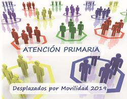 Desplazados por proceso movilidad 2019 en Atención Primaria