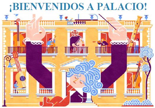 22 palacios abrirán sus puertas