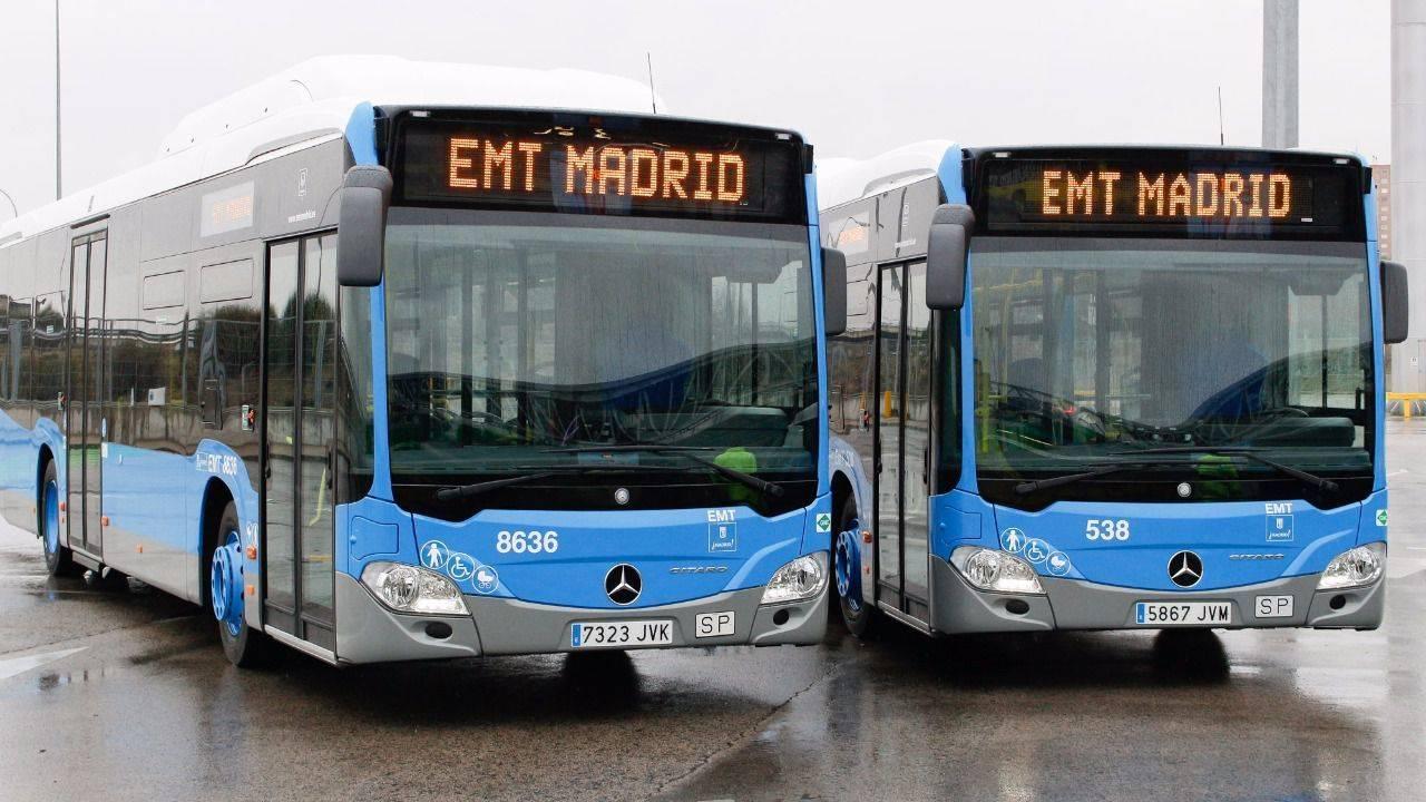 Autobuses EMT