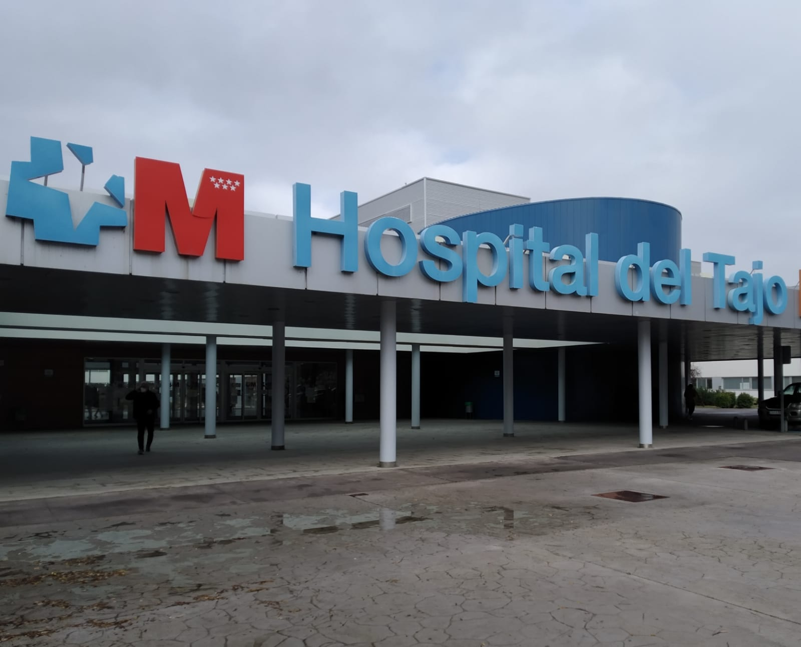 Hospital del Tajo: ¡SOS!