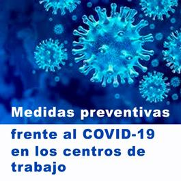 Medidas preventivas frente al covid19
