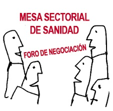 MESA SECTORIAL SANIDAD