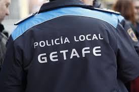 POLICÍA GETAFE PLANTILLA