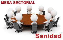 Resumen de la reunión de la Mesa sectorial de Sanidad del 27 de noviembre 2019
