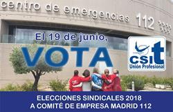 ELECCIONES MADRID 112